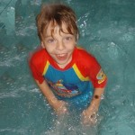 child-in-pool